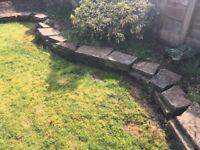 Free - Garden stones