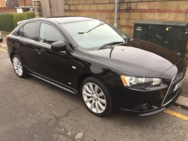 LOW MILEAGE,HPI CLEAR,AUTOMATIC,MITSUBISHI LANCER GS3 1.8,ONE OWNER,60000 MILES,FULL SERVICE HISTORY