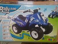 Smoby quad bike