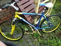 Hybrid bike bicycle