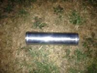 Stainless steel turbo tube