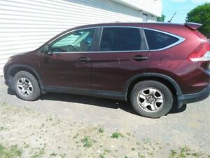 2014 Honda CR-V LX, AWD, BLUETOOTH, SIEGES CHAUFFANTS