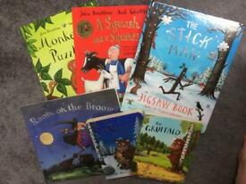 Julia Donaldson book bundle