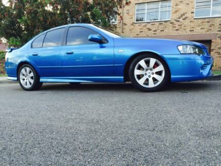 2005 Ford XR6 SPORTS MK II Series 2 ONLY 90,000K LOGBOOKS Mags A1 Meadowbank Ryde Area Preview