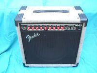 Fender M80 1x12 guitar combo