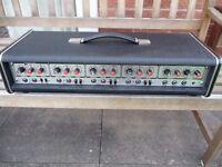 Carlsbro PA amp. 100 watt amplifier suit vocals guitar bass music