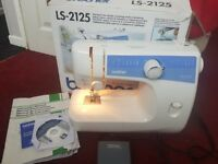 Brother LS-2125 sewing machine gwo