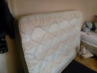 Free double mattress, collection only, great condition