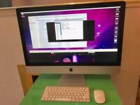 "iMac 10.1 Intel Core 2 Duo 2010 24""screen"