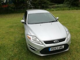 Ford Mondeo Edge Estate 2.0 Diesel Powershift Automatic 2013 Silver