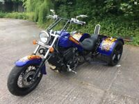 Awesome Trike - XS1100 - price reduced