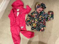 Rainy days clothes, 18-24 months