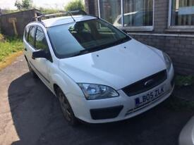 FORD FOCUS 1.6 TDCI LX ESTATE