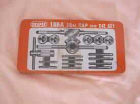 Tap and Die set