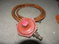 Calor Gas Red Propane Gas Bottle Regulator And Hose