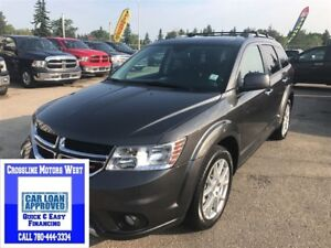 2017 Dodge Journey GT LOADED  LEATHER SUNROOF