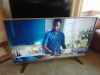SONY 55 LED TV (KD55XF7073) SMART/UHD/WIFI/FREEVIEW HD/HDR/MEDIA PLAYER/400HZ