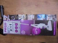 pifco steam mop brand new in box