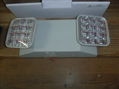 Emergency Led Light With Battery Back Up Rechargeable White Four