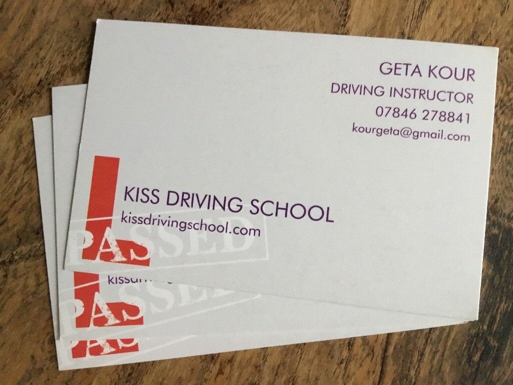 Driving Lessons: Can you learn as fast as