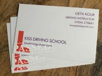 Driving Lessons: Can you learn as fast as I can teach?