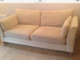 3 seater sofa, in vgc, could deliver