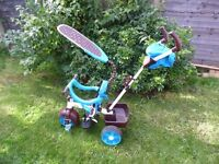 3 in 1 little tikes trike excellent condition