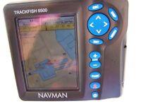 navman trackfish6500 chartplotter fisfinder