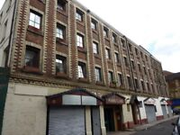 One bedroom furnished flat available on Gibson Street, Gallowgate (ACT382)