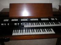 Hammond M100 (M162) Tonewheel Valve Organ 1960s