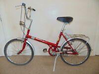 Classic/Vintage/Retro Puch Promenade 20 Shopper Bike