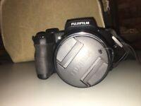 Fujifilm Finepix S1 with extras