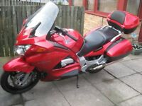 SOLD+++ HONDA ST1300 PAN EUROPEAN £3600 +++SOLD