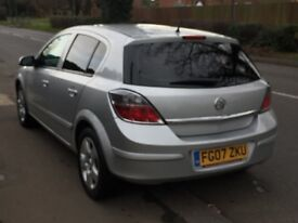 Vauxhall Astra 1.4 petrol absolutely superb drive with full service history
