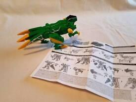 Power rangers Raptor zord