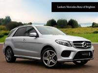 Mercedes-Benz GLE Class GLE 350 D 4MATIC AMG LINE (silver) 2015-11-10