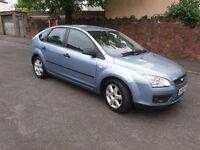 2006(06)FORD FOCUS 1.6 TDCi SPORT MET BLUE,LOW MILES,CLEAN CAR,GREAT VALUE