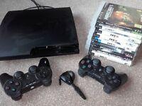PS3 Fifa 17 Minecraft bundle