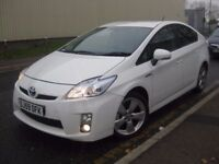 TOYOTA PRIUS T4 HYBRID ELECTRIC UK CAR ==== PCO ACCEPTED ==== 5 DOOR HATCHBACK