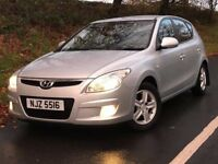 Mint 2008 Hyundai i30 1.4 Comfort new clutch kit fitted, trade in considered, credit cards accepted.
