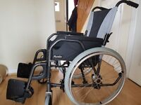 Moonlite breezy wheelchair never used bought for a family member never had chance to use it