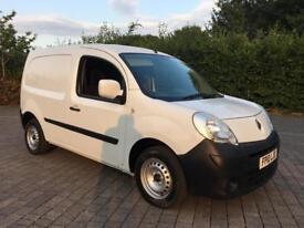 2010 Renault Kangoo 1.5 TD dCi ML19 85 Extra VAN, NEW 12 MONTHS MOT, NO VAT (Berlingo Combo Partner)
