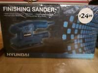 Finishing Sander