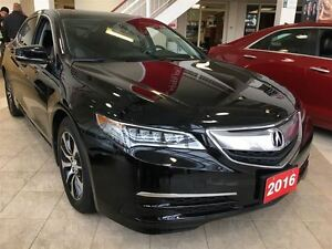 2016 Acura TLX TECH PACK | NAVI | LEATHER | PUSH START | CLEAN C