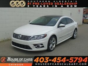 2014 Volkswagen CC R Line 3.6 AWD Loaded Rare! Highline V6