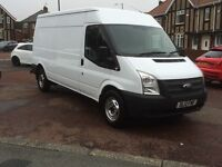 2012 Ford transit econetic t350 125ps 86'000 miles 1 owner full service history no vat
