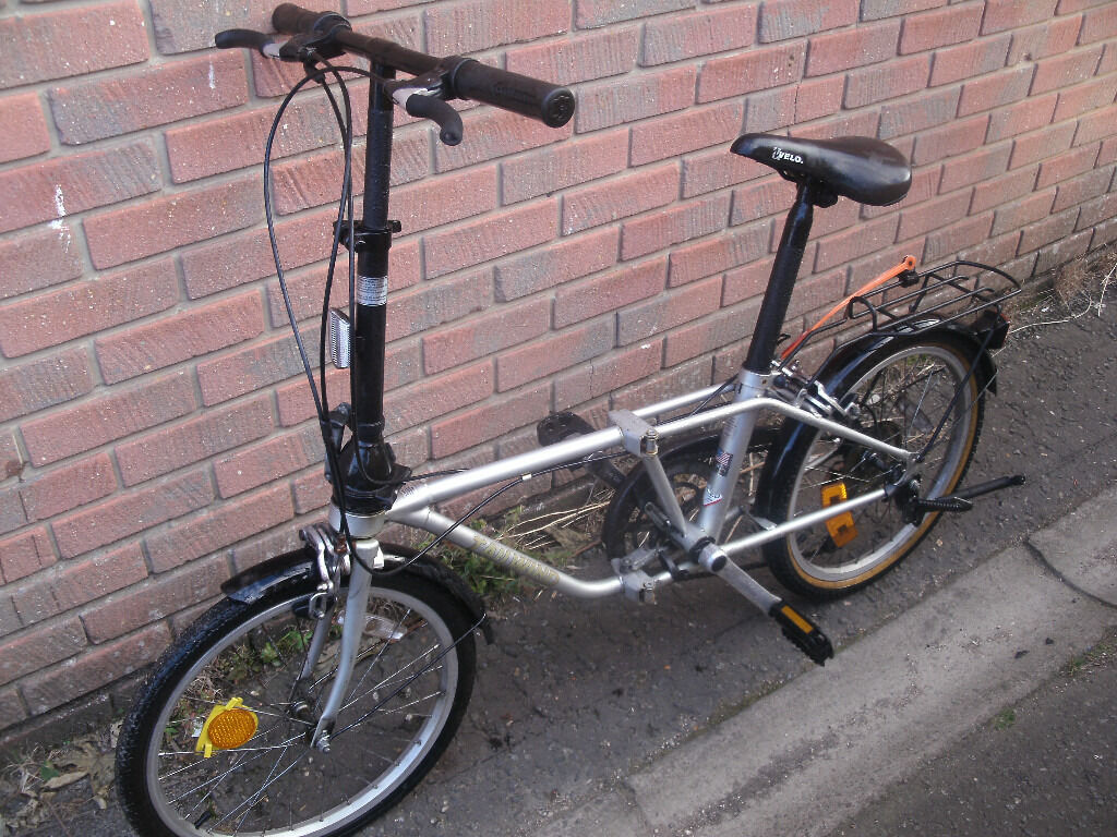 Dahon Tailwind Folding Bike