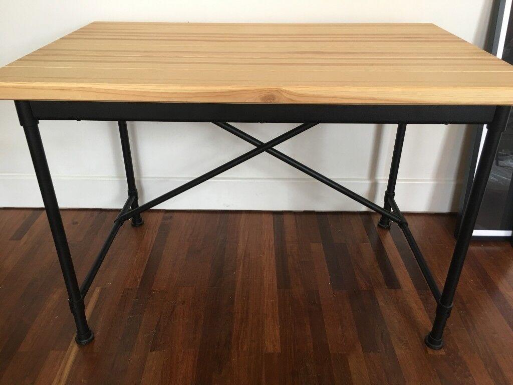Ikea kullaberg desk d model turbosquid