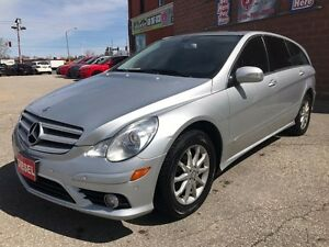 2008 Mercedes-Benz R320 CDI DIESEL - AWD - SAFETY INCLUDED