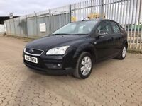 2007│Ford Focus 2.0 Ghia 5dr│3 Former Keepers│MOT Till March 2018│Sat Nav│Hpi Clear│Cruise Control